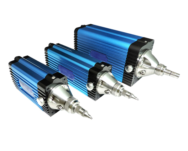 Intelligent servo control screw driver is available